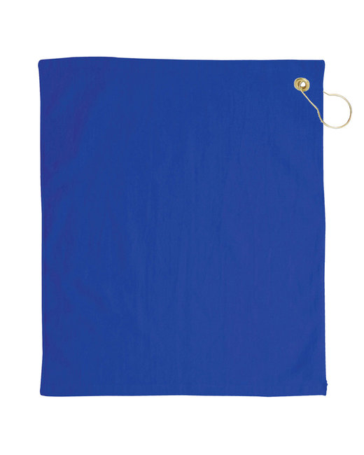 Pro Towels Jewel Collection Soft Touch Golf Towel - Royal Blue
