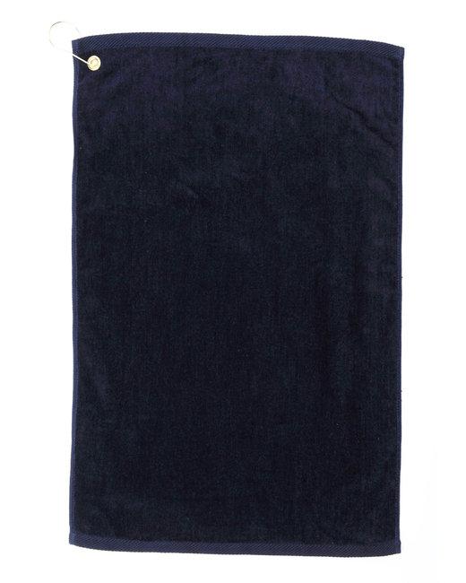Pro Towels Platinum Collection Golf Towel - Navy