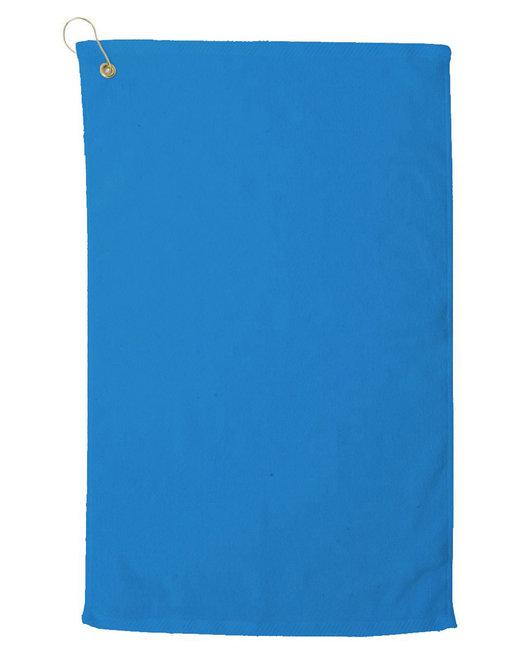 Pro Towels Platinum Collection Golf Towel - Coastal Blue