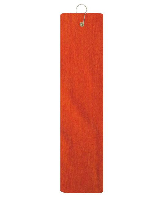 Pro Towels Platinum Collection Golf Towel - Orange