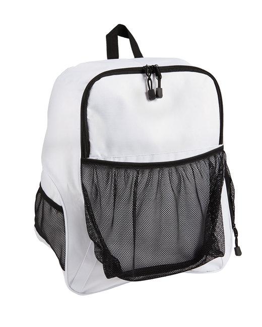 Team 365 Equipment Backpack - White
