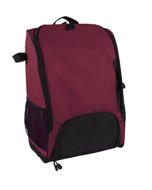 Team 365 Bat Backpack - Sport Maroon