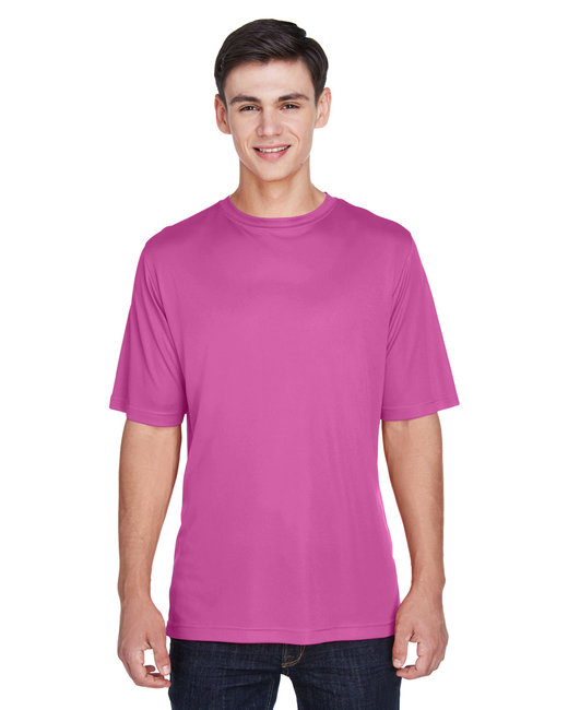 Team 365 Men's Zone Performance T-Shirt - Sp Charity Pink