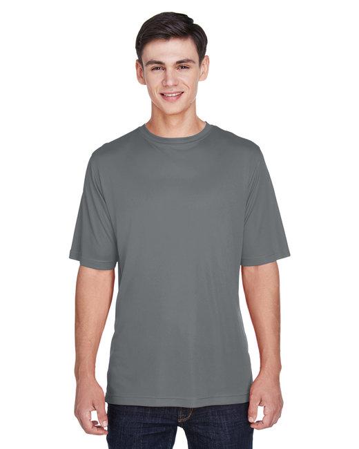Team 365 Men's Zone Performance T-Shirt - Sport Graphite