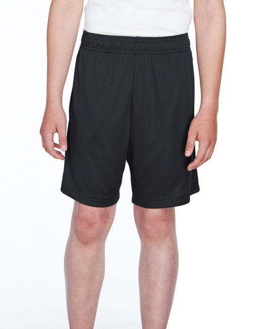 Team 365 Youth Zone Performance Short - Black