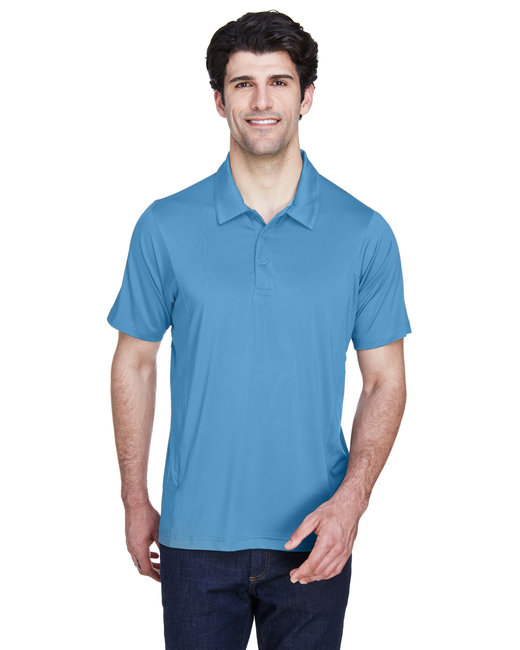 Team 365 Men's Charger Performance Polo - Sport Light Blue