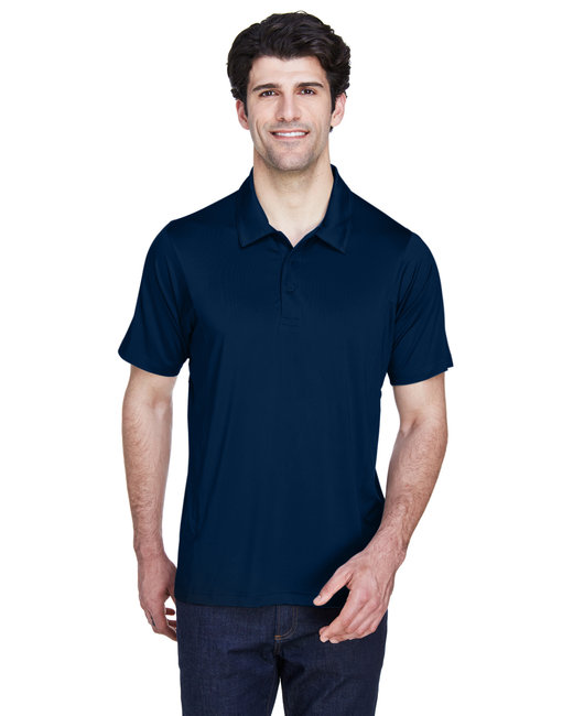 Team 365 Men's Charger Performance Polo - Sport Dark Navy