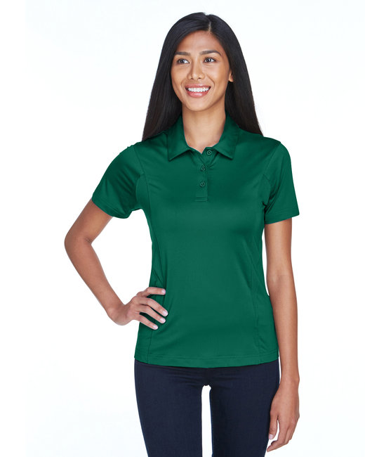 Team 365 Ladies' Charger Performance Polo - Sport Forest