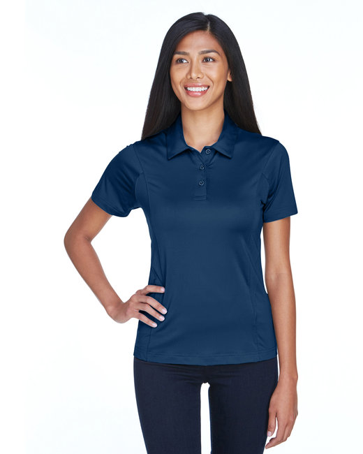Team 365 Ladies' Charger Performance Polo - Sport Dark Navy