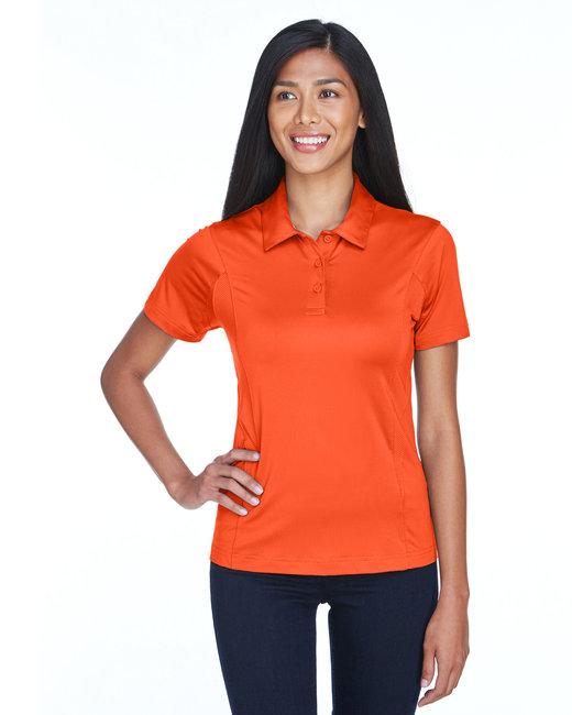 Team 365 Ladies' Charger Performance Polo - Sport Orange