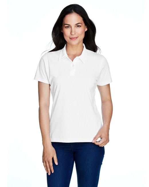 Team 365 Ladies' Command Snag Protection Polo - White