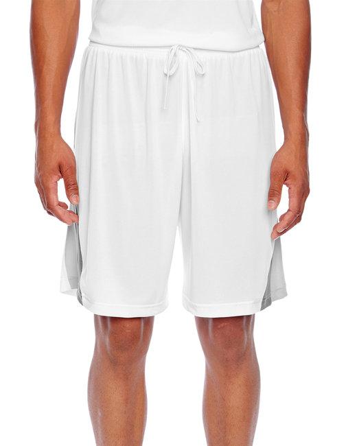 Team 365 Men's Tournament Short - White