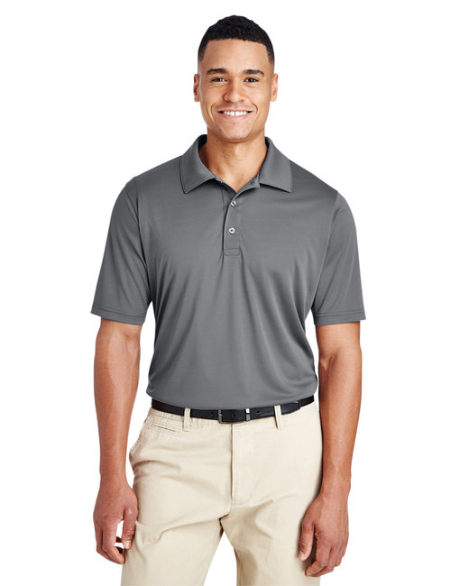 Team 365 Men's Zone Performance Polo - Sport Graphite