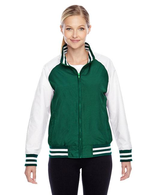 Team 365 Ladies' Championship Jacket - Sport Forest