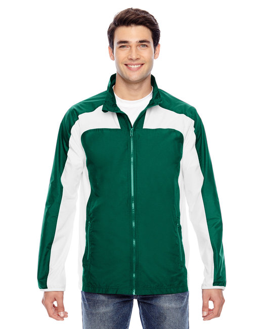 Team 365 Men's Squad Jacket - Sport Forest