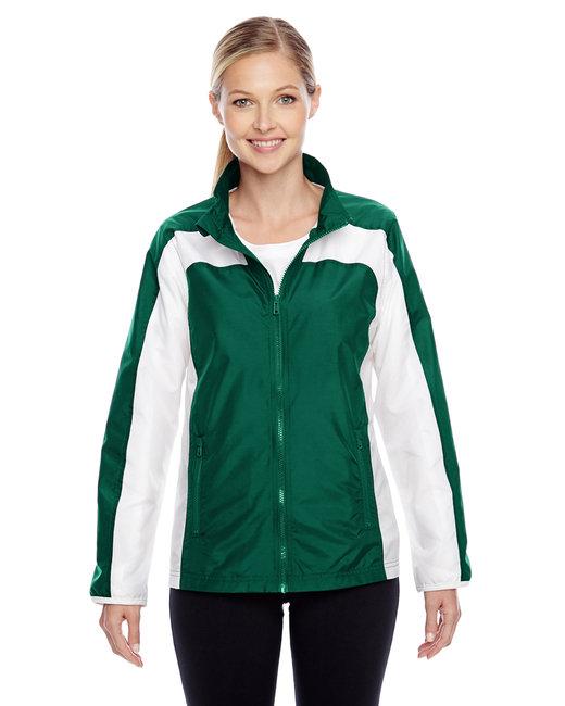 Team 365 Ladies' Squad Jacket - Sport Forest
