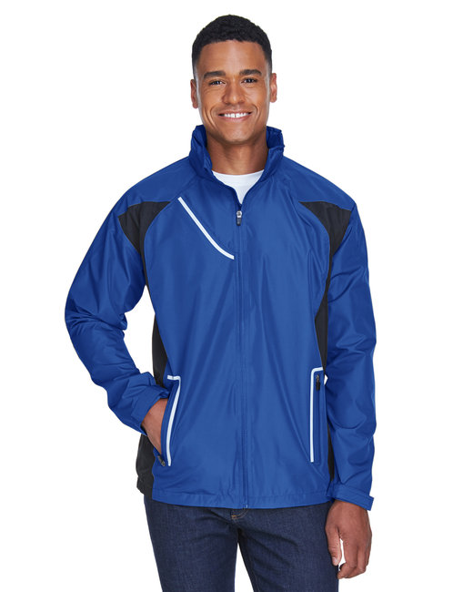 Team 365 Men's Dominator Waterproof Jacket - Sport Royal