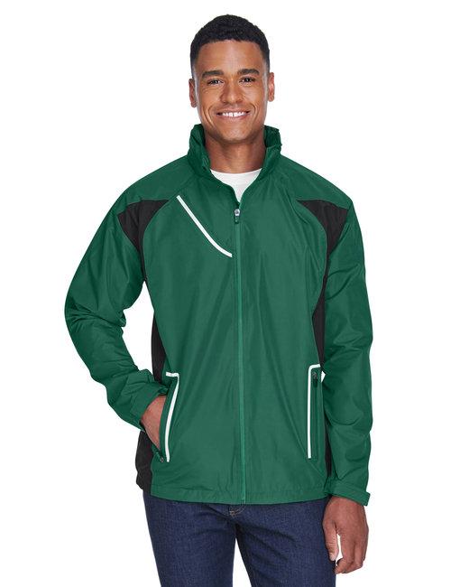 Team 365 Men's Dominator Waterproof Jacket - Sport Forest