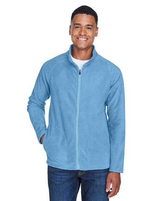 Team 365 Men's Campus Microfleece Jacket - Sport Light Blue