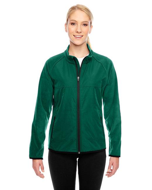 Team 365 Ladies' Pride Microfleece Jacket - Sport Forest