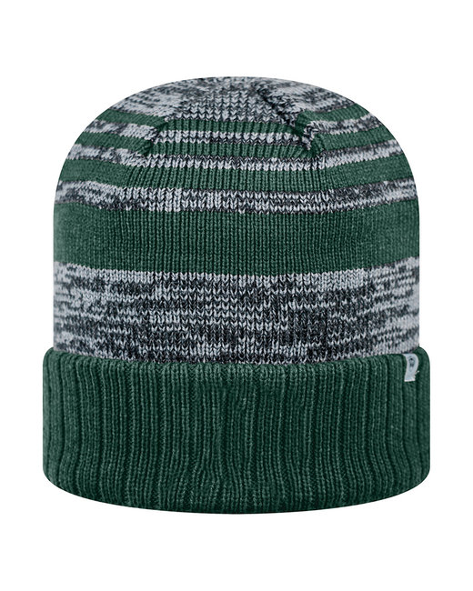 Top Of The World Adult Echo Knit Cap - Forest