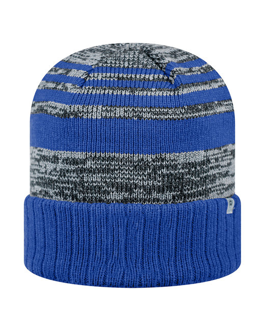 Top Of The World Adult Echo Knit Cap - Royal