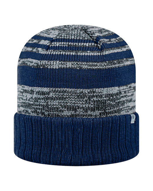 Top Of The World Adult Echo Knit Cap - Navy