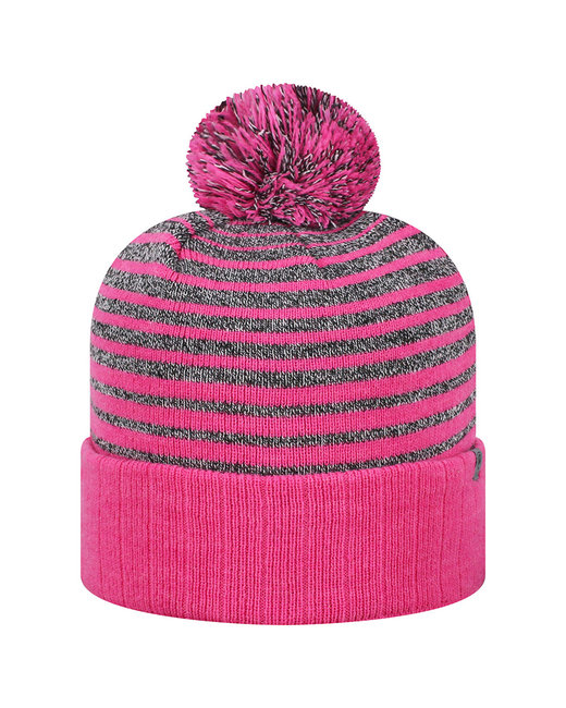 Top Of The World Adult Ritz Knit Cap - Wildberry