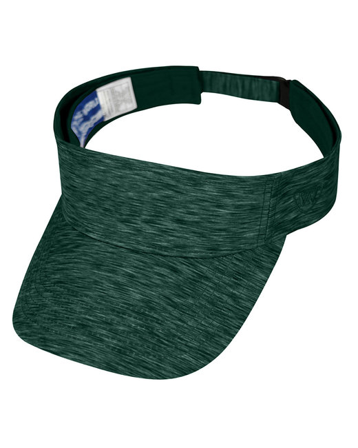Top Of The World Adult Energy Visor - Forest