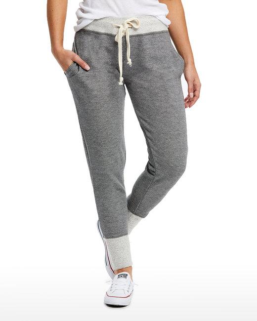 US Blanks Ladies' French Terry Sweatpant - Tri Grey