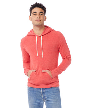 09595F2 Alternative Men's Challenger Eco-Fleece Hoodie
