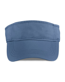 158 Anvil Solid Low-Profile Twill Visor