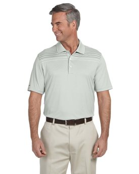 3047 Ashworth Men's Performance Interlock Print Polo