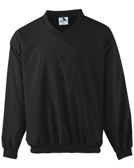 3415 Augusta Drop Ship Micro Poly Windshirt/Lined