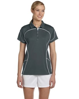 434CFX Russell Athletic Ladies' Team Prestige Polo