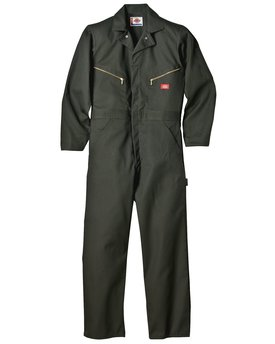 48799 Dickies Drop Ship 7.5 oz. Deluxe Coverall - Blended