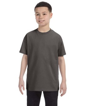 54500 Hanes Youth 6.1 oz. Tagless® T-Shirt