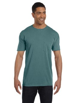 6030CC Comfort Colors Adult 6.1 oz. Pocket T-Shirt