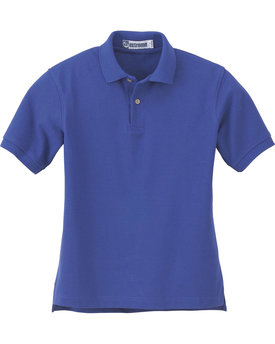 65001 Ash City - Extreme Youth 60/40 Cotton Poly Piqué Polo