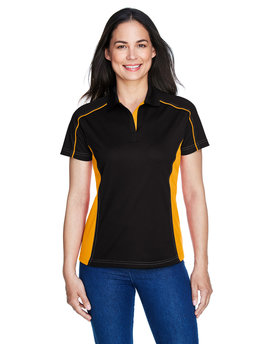75113 Ash City - Extreme Ladies' Eperformance™Fuse Snag Protection Plus Colorblock Polo