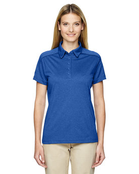 75117 EXTREME Ladies' Eperformance™ Fluid Mélange Polo