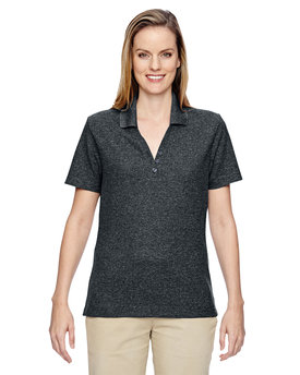 75121 NORTH Ladies' Excursion Nomad Performance Waffle Polo