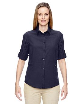 77047 NORTH Ladies' Excursion Concourse Performance Shirt