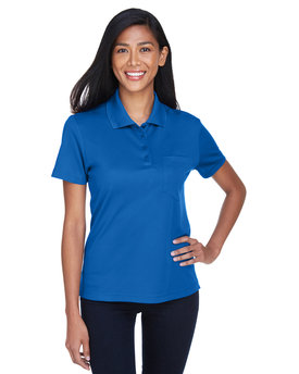 78181P Core 365 Ladies' Origin Performance Piqué Polo with Pocket
