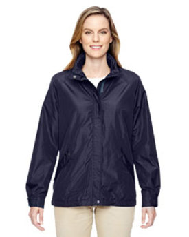 78216 NORTH Ladies' Excursion Transcon Lightweight Jacket with Pattern