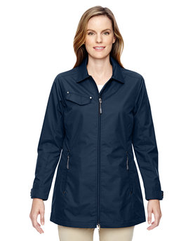 78218 NORTH Ladies' Excursion Ambassador Lightweight Jacket with Fold Down Collar