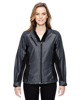 78807 NORTH Ladies' Aero Interactive Two-Tone Lightweight Jacket
