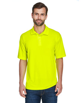 8210 UltraClub Men's Cool & Dry Mesh Piqué Polo
