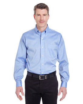 8380 UltraClub Men's Non-Iron Pinpoint