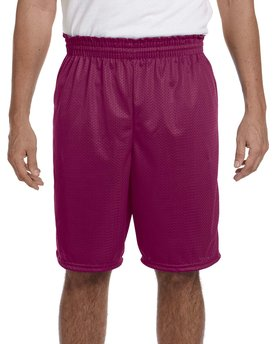 848 Augusta Sportswear Adult Tricot Mesh/Tricot Lined Short